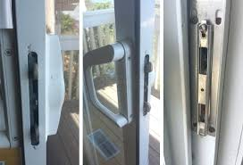 Milgard Patio Door Milgard Sliding Door Handle Hardware Finish Milgard Sliding Glass