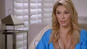 brandi glanville hair brandi glanville in emotional connection and ufc s chuck liddell