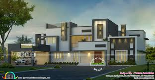 4 bedroom contemporary bungalow home kerala home design and