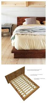 Cheap Platform Bed Frame by Bedroom Platform Beds For Cheap Ideas With Images Bed Frame