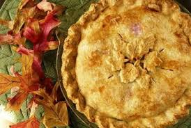 fall apple recipes for thanksgiving apple pie as the course