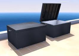 Patio Cushion Storage Outdoor Storage Bench Waterproof U2013 Home Improvement 2017 Outdoor