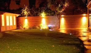 solar lights for fence 4 x solar fence lights ebay uk solar fence