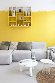 Yellow Livingroom by Best 20 Yellow Sofa Design Ideas On Pinterest Yellow Armchair