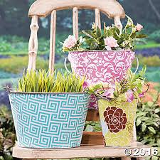 Tin Buckets For Centerpieces by Galvanized Buckets Idea