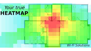 Wifi Heat Map Wi Fi Solutions Android Apps On Google Play
