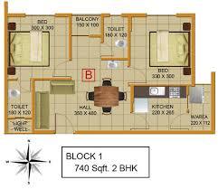 2 bhk house plan glamorous 1000 sq ft 2bhk house plans gallery ideas house design