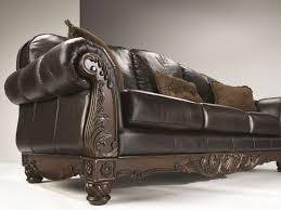 sofa fascinating ashley furniture leather sofa set ashley