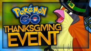go thanksgiving event stat rebalancing possible shiny