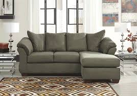 Overstock Chaise Darcy Sage Sofa Chaise Evansville Overstock Warehouse