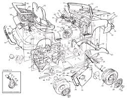 porsche 911 engine parts power wheels 76822 87100a parts list and diagram