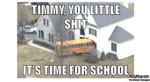 Funny School Meme - funny time for school meme pmslweb