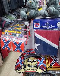 Confederate Flag Buy The Confederate Flag Is Still For Sale On Lower Broadway