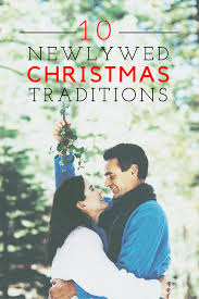 married christmas cards newlywed traditions for christmas temple square