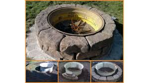 backyard landscaping design ideas fresh modern and rustic fire pit