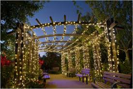 Led Outdoor Patio String Lights Backyard Backyard String Lights Magnificent Trees Led Outdoor