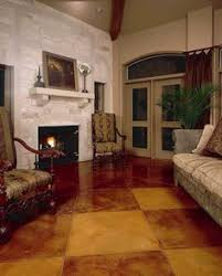 stained concrete design antique concrete floors modello