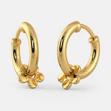 gold erring gold earrings exporter from jaipur