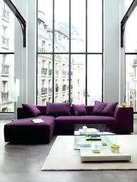 canapé cuir prune canape couleur prune joli canape couleur parme foncac nos idees avec