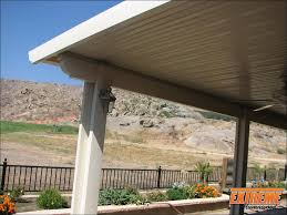 outdoor marvelous aluminium porch roof a frame patio cover