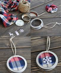 Homemade Christmas Ornaments Ideas by 20 Creative Diy Christmas Ornament Ideas Wma Property