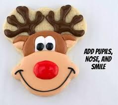 10 reindeer cookies ideas christmas reindeer
