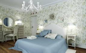 renovate your design of home with nice awesome floral bedroom