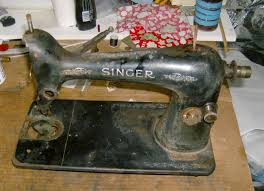vintage sewing machines singer 66 update