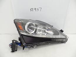 lexus isf oem parts oem headlight head light headlamp lexus is f is250 is350 11 12 13