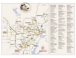 Paso Robles Winery Map Amador County Wine Map Image Gallery Hcpr
