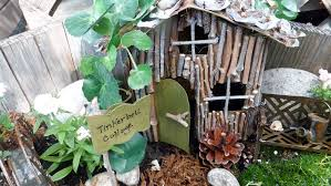 ash tree cottage fairy garden part 2