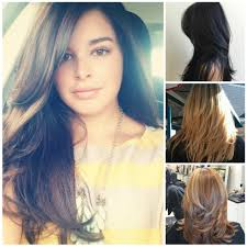 pictures on layered weave hairstyles cute hairstyles for girls