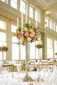 flower centerpieces 15 candelabra floral centerpieces mon cheri bridals