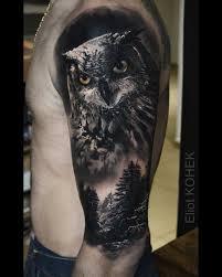 best 25 realistic owl tattoo ideas on pinterest owl tattoos