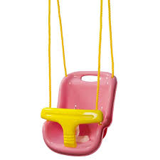 baby swing swing set gorilla playsets pink infant swing with high back 04 0032 pk the