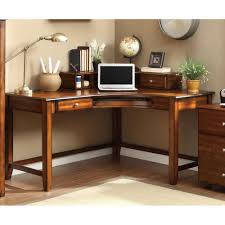 Black Corner Computer Desk With Hutch by Corner Desk With Hutch