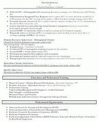 hr generalist resume sample resume for hr manager sample delightful design hr resume