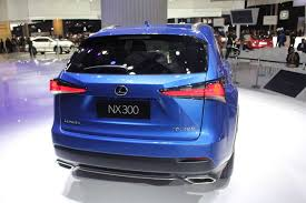 lexus nx 2018 changes lexus nx 2018 2019 u2013 serious restyled crossover cars news