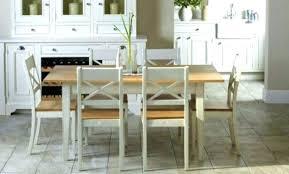 chaises cuisine table de cuisine blanche incyber co
