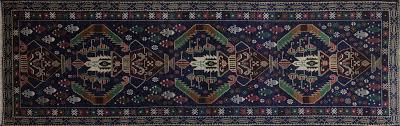 2 X 9 Runner Rug 3 X 9 Runner Wool On Wool Handmade Rug P2872