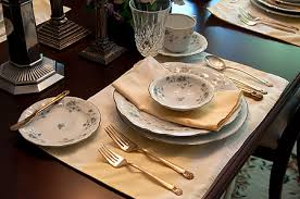 Formal Setting Of A Table Tips For A Proper Table Setting Schweitzerlinen