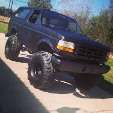 ford hunting truck 1989 ford bronco hunting truck lifted mud bog 4x4 louisiana