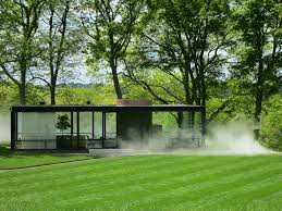 Burm House Visit The Philip Johnson Glass House A Fine Prospect
