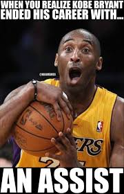 Hilarious Nba Memes - rt nbamemes that was for all you kobe haters kobeout mambaday
