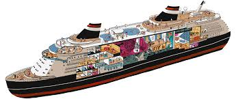 Cruise Ship Floor Plans Cruise Control