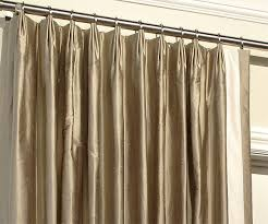 How To Use Buckram In Curtains Drapery Pleat Styles