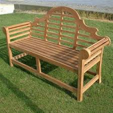 Bedroom Furniture Listers Lister Teak Garden Bench In Benches And Furniture Teak Garden