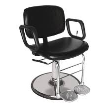 Reclining Styling Chair Access Hydraulic Styling Chair With Reclining Back 54391