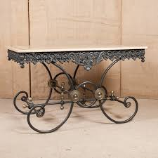antique french butcher table lolo french antiques french butcher pastry table work lolo french