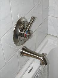 bathtub faucet shower diverter bathtub faucet shower diverter bathtubs tub spout shower stuck